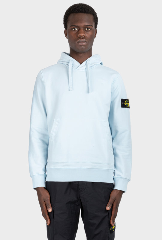 Hooded Sweatshirt Blue