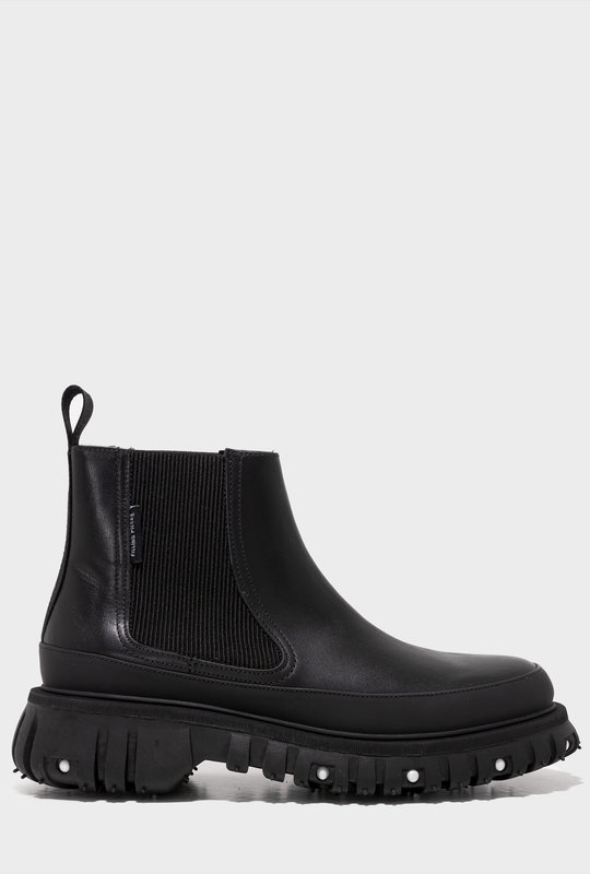Massive Chelsea Boot Black