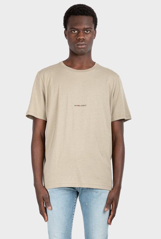 Logo T-Shirt Sand