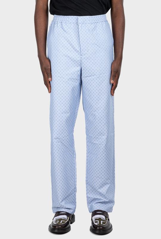 Kasim Track Pants Light Blue