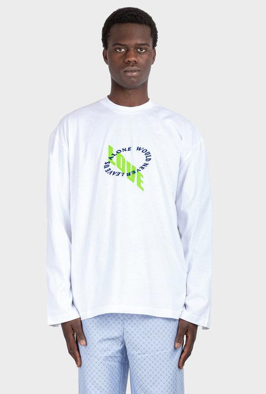 Long Sleeve Kimwhi Slim T-Shirt