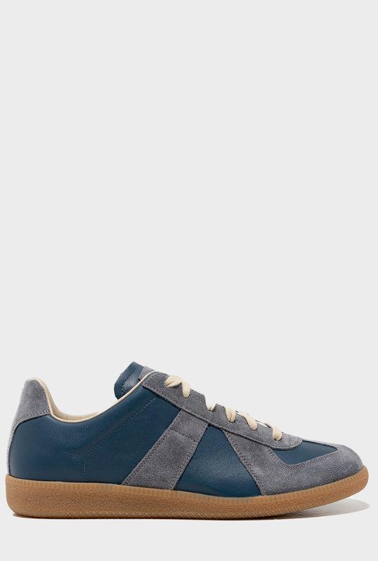 Replica Sneaker State Blue
