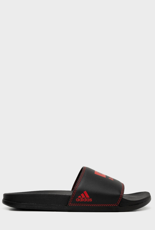 Adilette 424 Arsenal Comfort Sandals Black