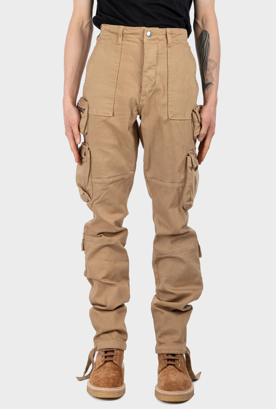 Tactical Cargo Brown