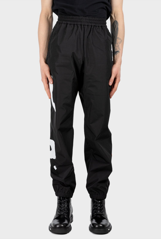 HP Spray Track Trousers Black