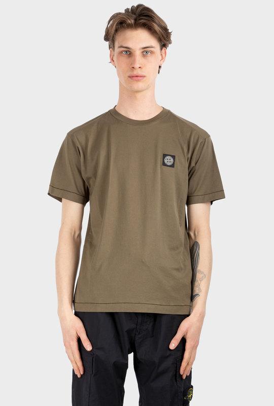 24113 Short Sleeve Polo Shirt Brown