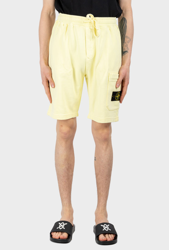 64651 Bermuda Shorts Light Yellow
