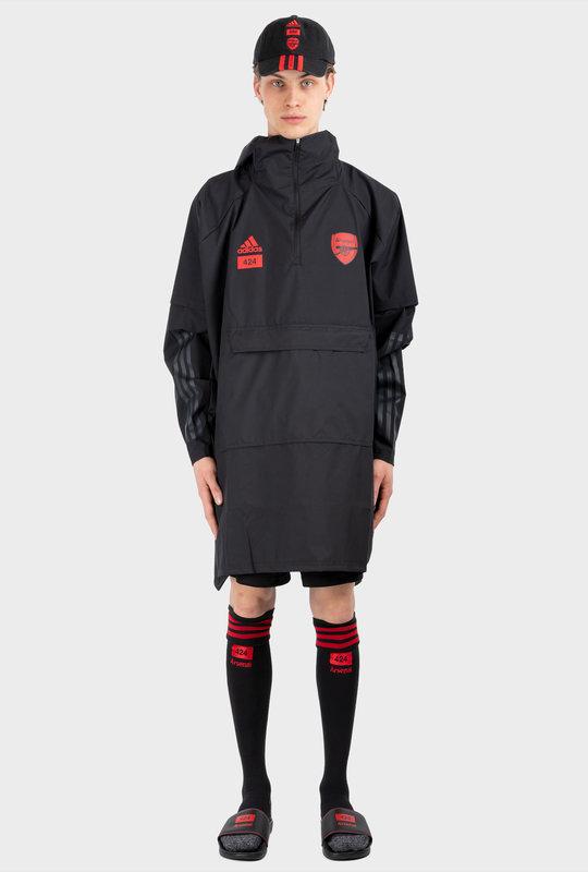 Arsenal X 424 Poncho Black