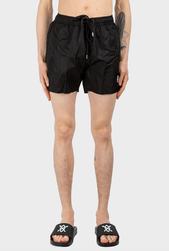 Swim Shorts Logo Black
