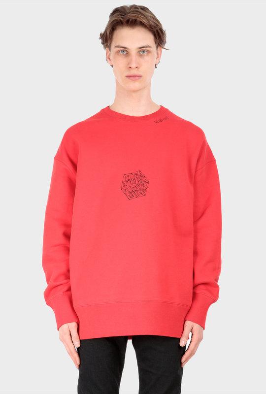 4G Oversized Printed Sweatshirt