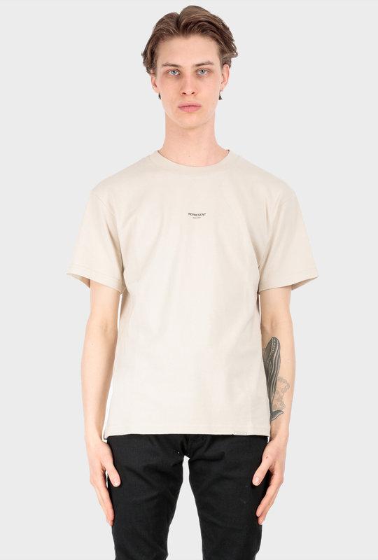 Logo Print T-shirt White