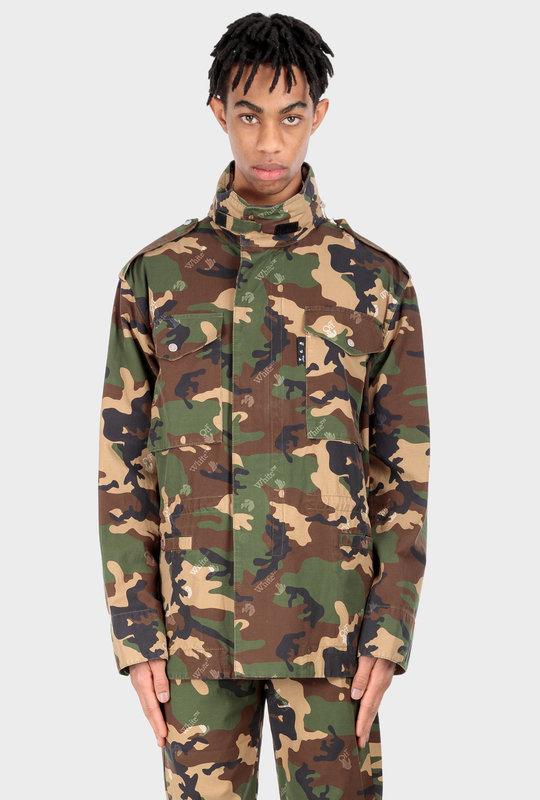 Field Jacket Camo