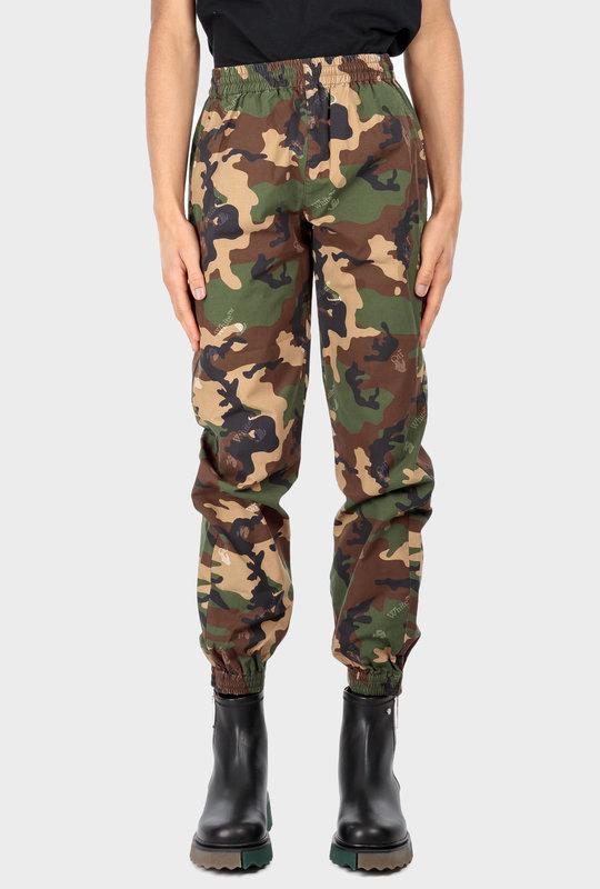 Casual Pants Camo