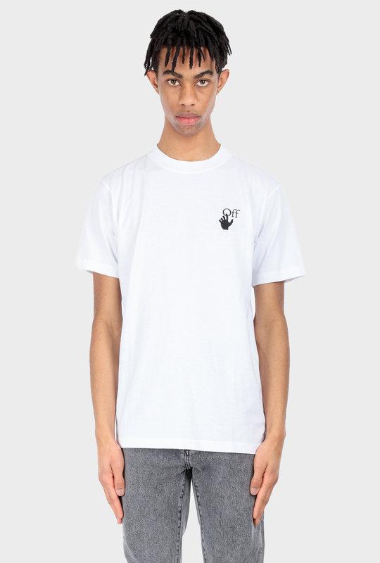 Spray Marker T-Shirt White