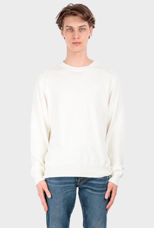Crewneck Knitwear White