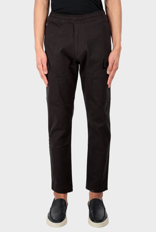 Collection 1 Cargo Pants Pirate Black