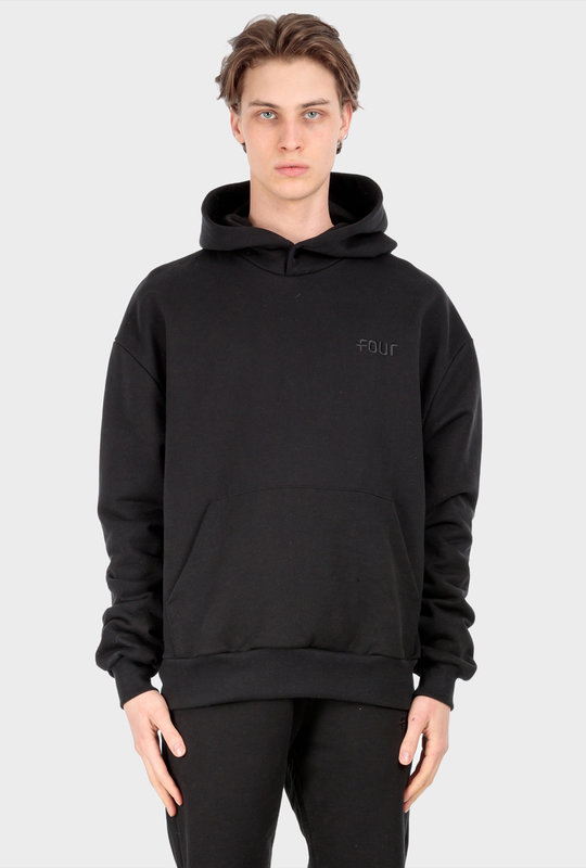 Collection 1 Hoodie Pirate Black
