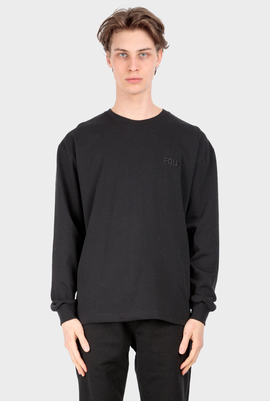 Collection 1 Long Sleeve T-Shirt Pirate Black