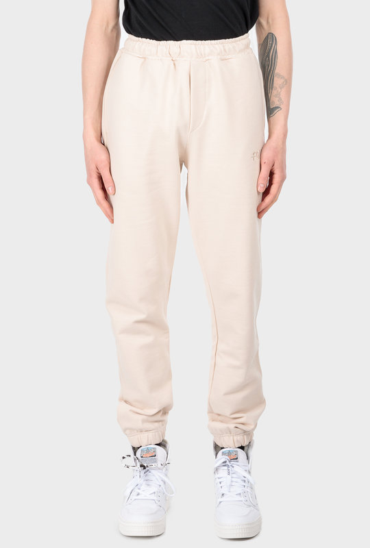 Collection 1 Sweatpants Beige Stone