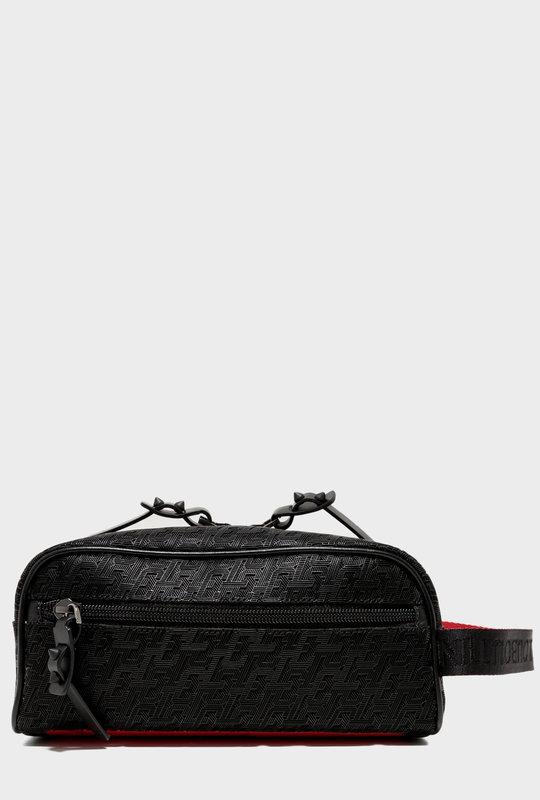 Monogram Blaster Bag Black