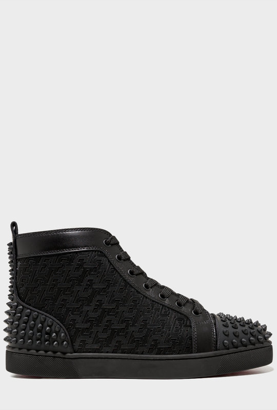 Lou Spikes 2 Black
