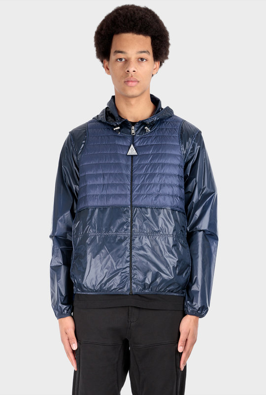 MONCLER x CG Padded Jacket Navy