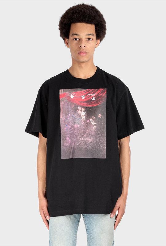 Caravaggio Printed T-shirt Black