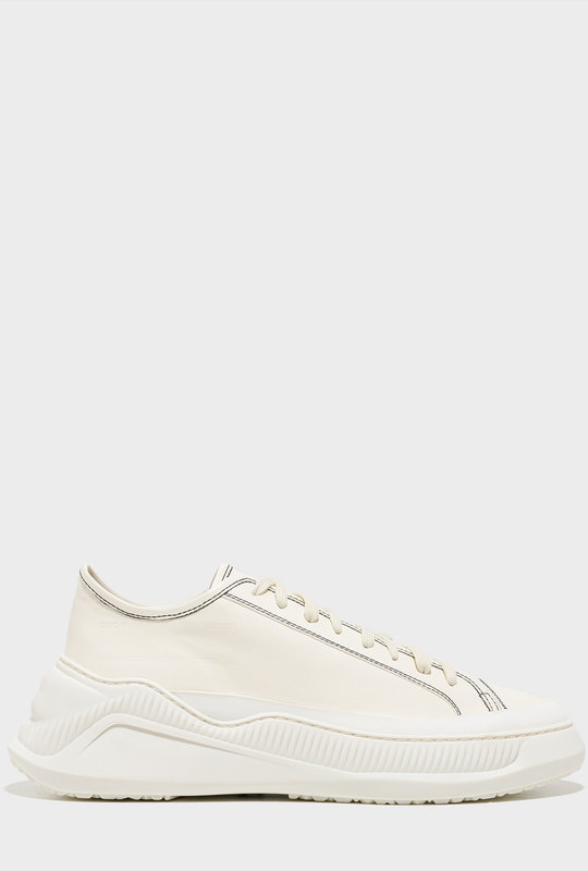 Free Solo Low Sneaker White