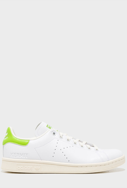 Stan Smith x Kermit the Frog White Pantone
