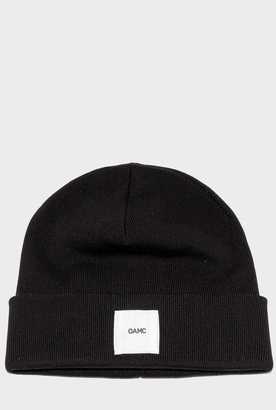Knitted Hat Black