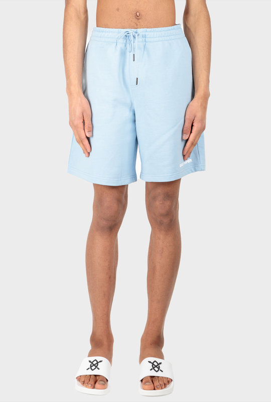 Refarid Shorts Chambray Blue