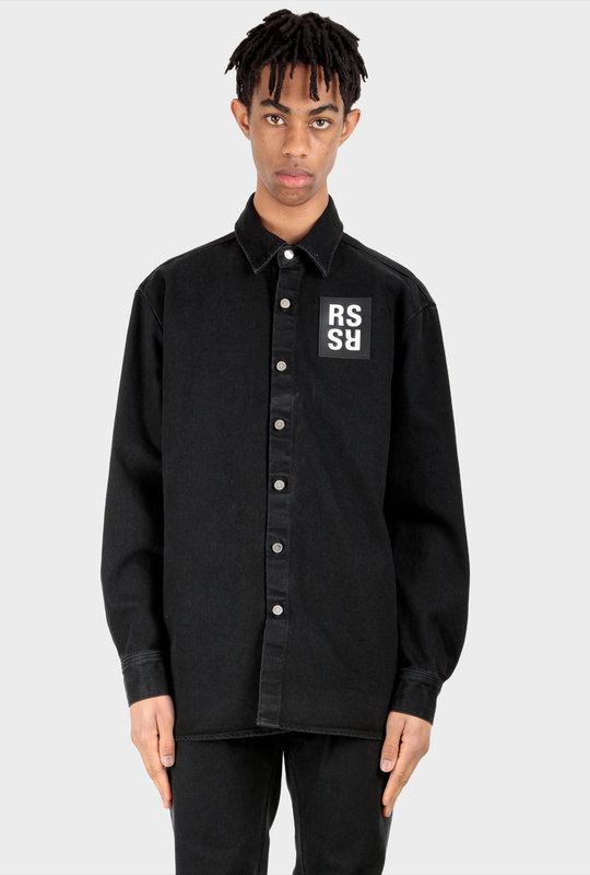 RS Denim Shirt Black