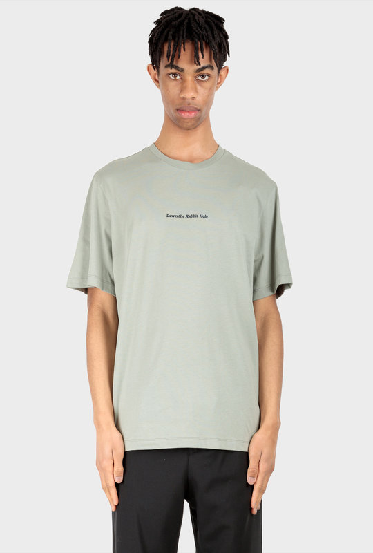 Rabbit T-Shirt Cadet Green