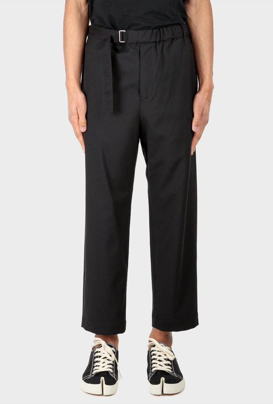Regs Trousers Black