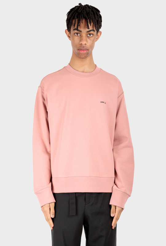 Outline Crewneck Red