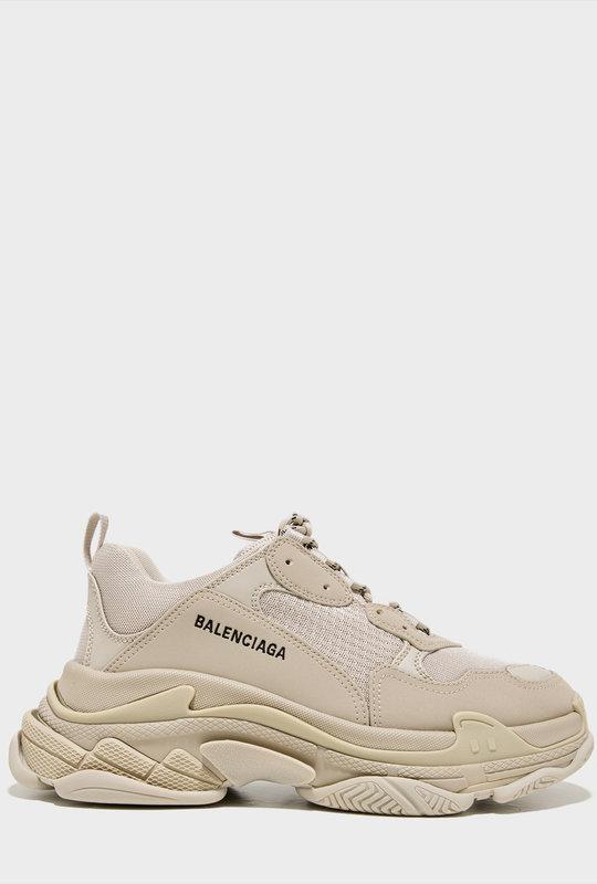 Triple S Sneaker Beige