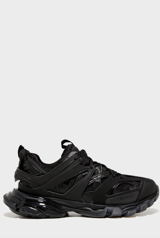 Track Sneaker Black