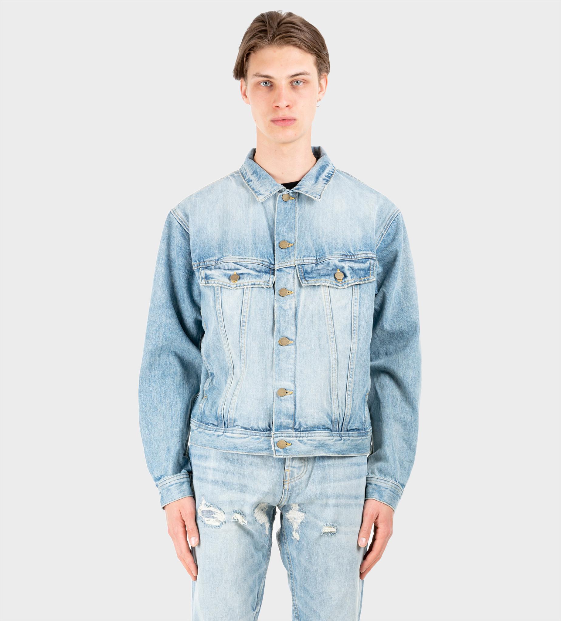 FEAR OF GOD Denim Jacket Blue