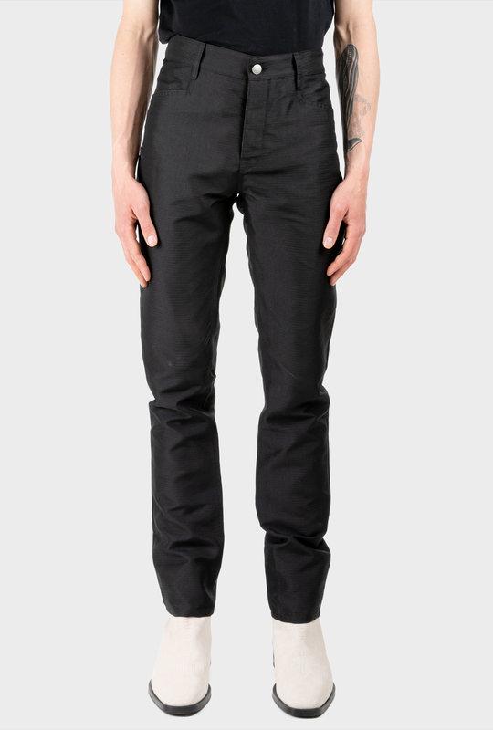Slim Pants Black