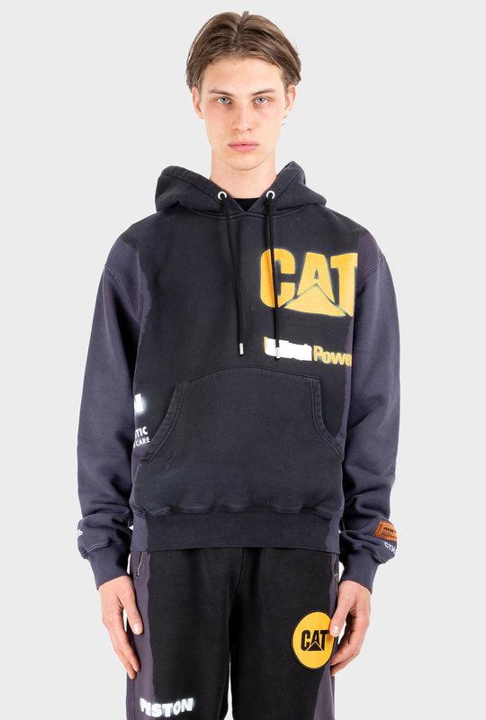 HP x Caterpillar Hoodie Black Yellow