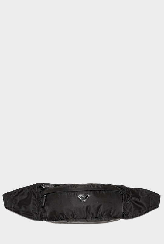 Pouch Technical Nylon Black