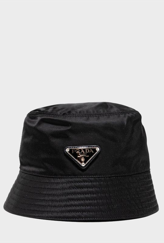 Re-Nylon Bucket Hat Black