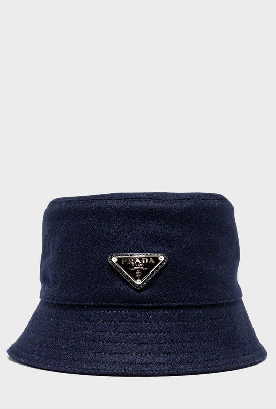 Loden Bucket Hat Navy