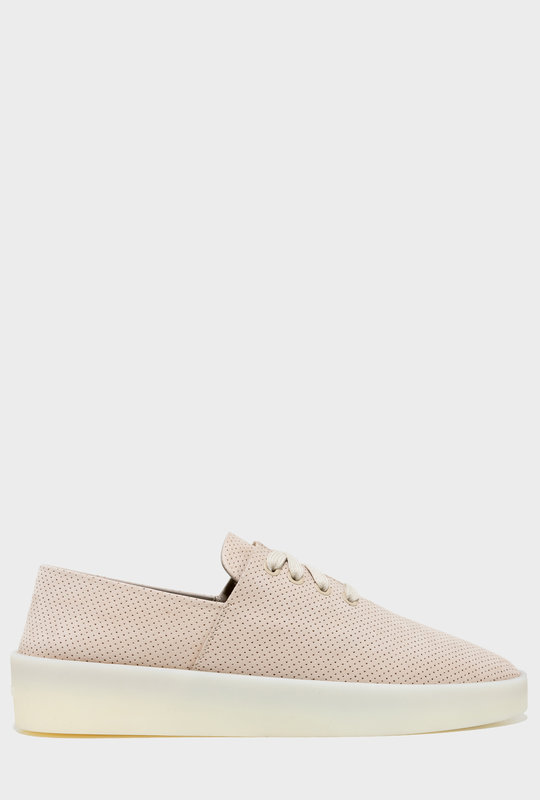 Suede 110 Sneaker Taupe