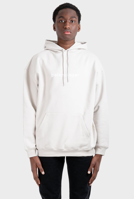 New Copyright Hoodie Cement