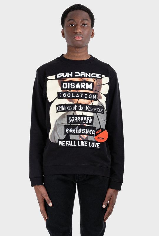 Sundance Crew Sweatshirt Black