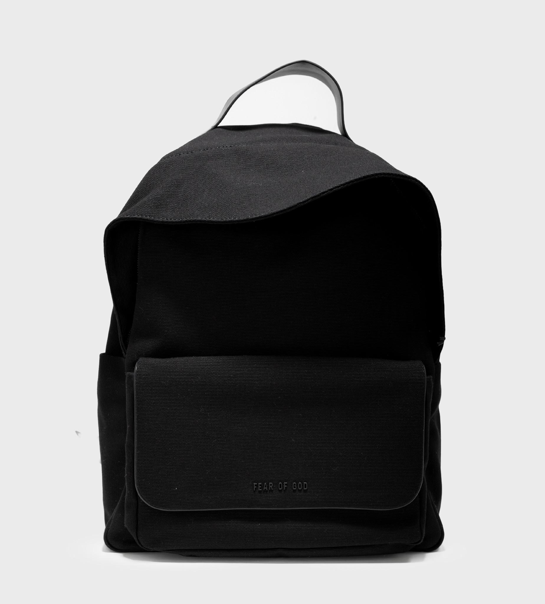 FEAR OF GOD Backpack Black