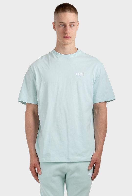 Logo T-Shirt Pastel Blue