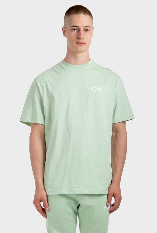 Logo T-Shirt Pastel Green