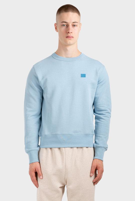 Crew Neck Sweatshirt Powder Blue